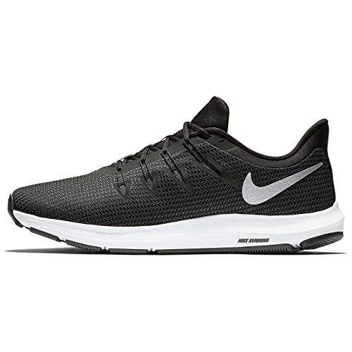 metallic Grey 001 Scarpe Quest dark Uomo Ginnastica Basse Silver Nike Da Multicolore black nP875q5Axw