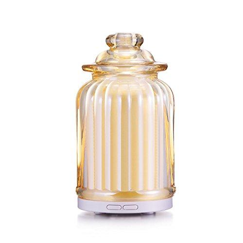 AromaAllure Ultrasonic Aromatherapy Champagne Humidifier product image