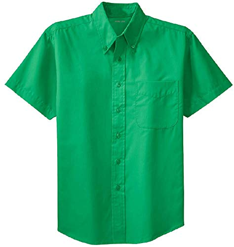 Joe's USA - Mens X-Large Tall Short Sleeve Easy Care Shirts