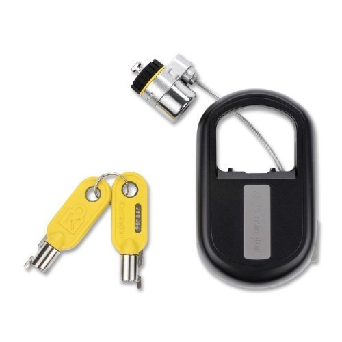 - KMW64538 - Kensington MicroSaver K64538 Keyed Retractable Notebook Lock