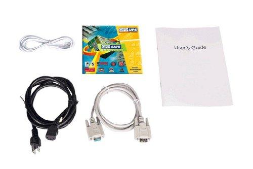 OPTI-UPS ES1500C Enhanced Series 8-Outlet Line Interactive Uninterruptible Power Supply (980W, 1400VA) UPS Battery Backup (RS232 Port) by Opti UPS (Image #3)