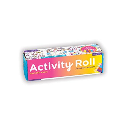 Mudpuppy Unicorn Magic Activity Roll product image