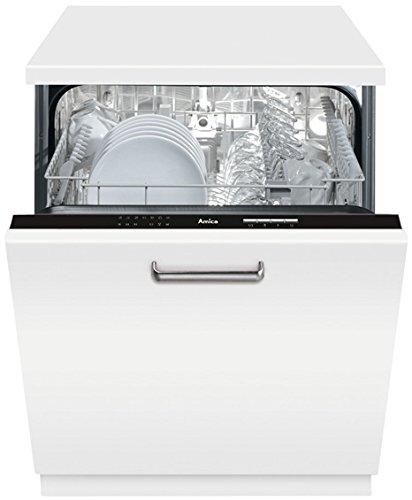 Amica ZIM 636 Totalmente integrado 12cubiertos A+ lavavajilla ...