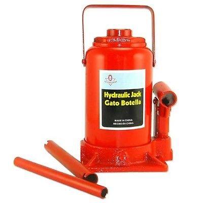 Hydraulic Bottle Jack 20 Ton 40,000lb HEAVY DUTY Auto Truck RV Repair Shop Lift