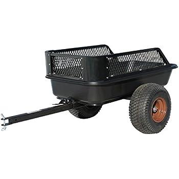 amazon impact implements atv heavy duty utility cart and cargo UTV Utility Trailers impact implements atv heavy duty utility cart and cargo trailer 1500lb capacity 15 cu