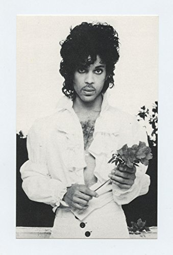 Prince Postcard 1984 PRN Production