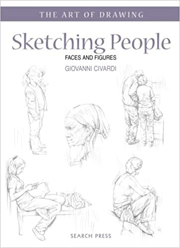 Buy Art Of Drawing Sketching People Faces And Figures Book Online