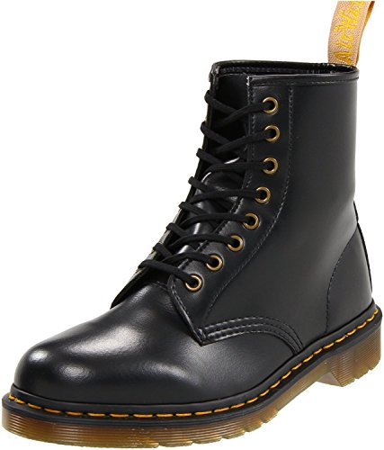 Dr. Martens Vegan 1460 Boot,Black,7 UK