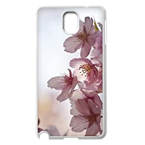 Beautiful cherry blossoms Unique Design Cover Case with Hard Shell Protection for Samsung Galaxy Note 3 N9000 Case lxa#474181