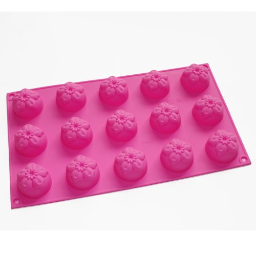 X Haibei Narcissus Flower Chocolate Silicone product image