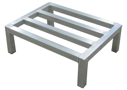 Lockwood Dunnage Rack - Lockwood DR-2036-12 Aluminum Dunnage Rack, 2000 lbs Load Capacity, 36
