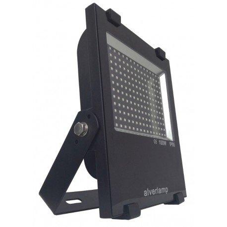 Foco proyector LED 100W 4000K regulable compacto: Amazon.es ...
