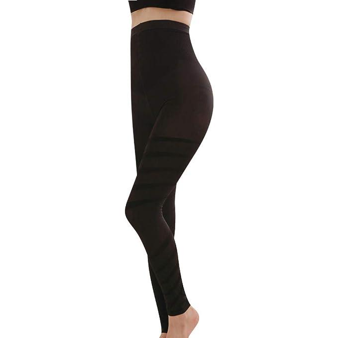 SMILEQ Pantalones para Esculpir el sueño, Moldeador de piernas, Pantalones, Legging, Cintura Alta, para Mujer, Moldeador de pies: Amazon.es: Deportes y aire ...