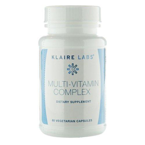 Klaire Labs - complejo multivitamínico - 60 VCaps