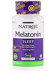 Natrol Melatonin 5mg -100 Tablets