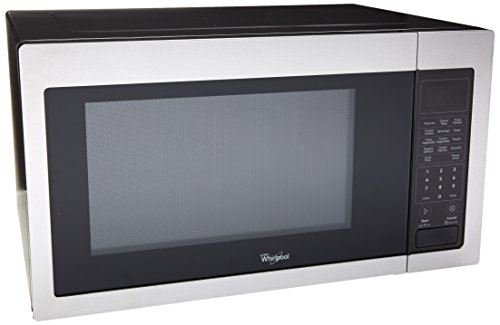 Whirlpool WMC30516AS Stainless Countertop Microwave