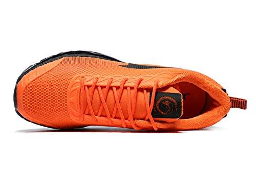 OneMix - Zapatillas de running para hombre, color naranja, talla 41