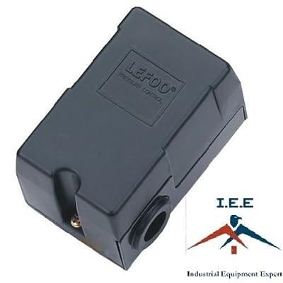 Pressure Switch Water Pump Control 30-50 PSI (40-60/60-80PSI adjust.)20 A LEFOO