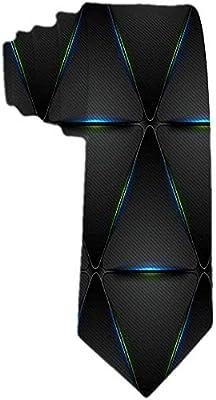 Azul Verde Triángulos brillantes Diseño de patrones tecnológicos ...