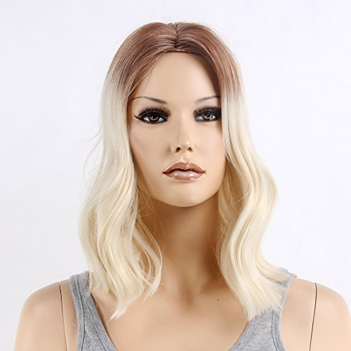Stfantasy Wigs for Women Long Natural Wave Heat Resistant Synthetic Hair 15