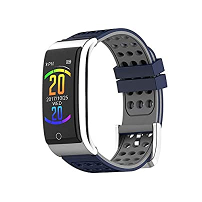 NACHEN Fitness Tracker Smart Wristband Heart Rate Monitor Blood Pressure Band Watch Android Estimated Price £56.99 -