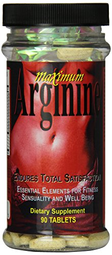 Maximum Intenational Argenine 2500mg Tablets product image