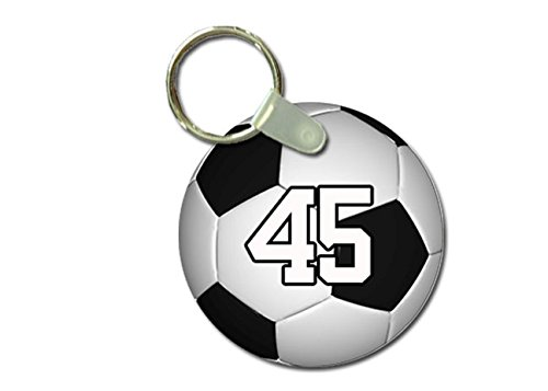 TYD Designs Key Chain Sports Soccer Customizable 2, used for sale  Delivered anywhere in USA