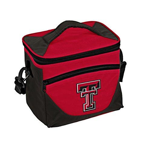 Logo Brands Collegiate 9-Can Halftime Cooler with Front Dry Storage Pocket and Shoulder Strap (Cooler Team)