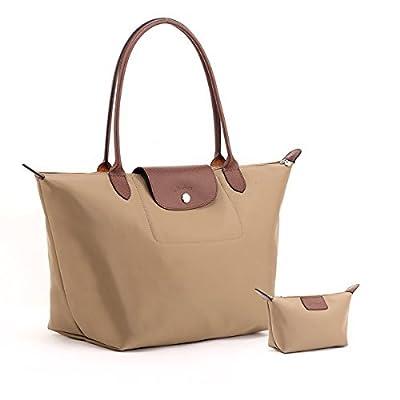 Women's Shoulder bags DOIOWN Waterproof Foldable Tote Bags Handbags Purses