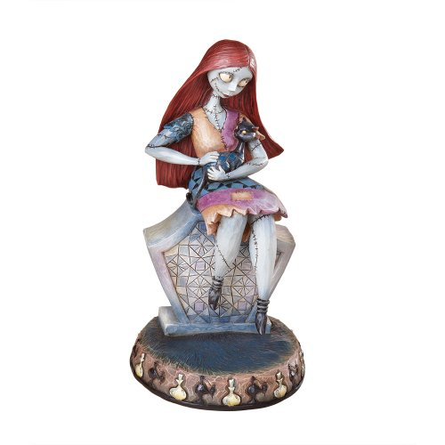 Enesco Disney Traditions by Jim Shore 4013978 The Nightmare Before Christmas Sally Figurine 8-Inch