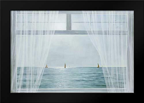 Morning View Framed Art Print by Romanello, Diane