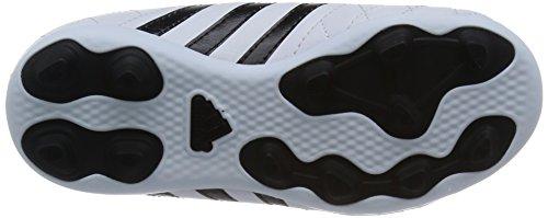 adidas Performance 11 Questra FxG J - Zapatillas de fútbol para niños FTWR White/Core Black/Solar Blue2 S14