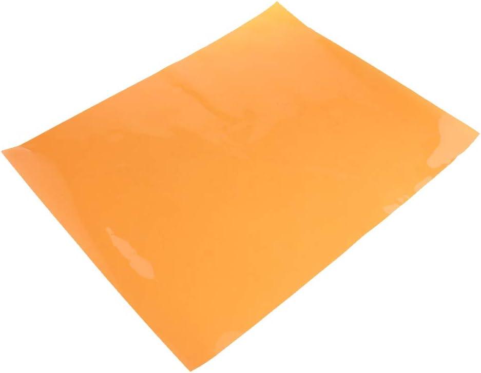 Color Correction Gel Filter Overlays Transparency Color Film Plastic Sheets Gel Lighting Filters Red
