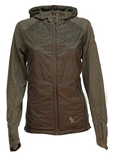 - Brooks-Range Mountaineering Hybrid LT Jacket - brr0113-Charcoal-Large