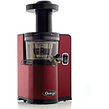 Amazon.com: Omega vERT Slow Juicer vSJ843QR, Square version, Red: Kitchen & Dining