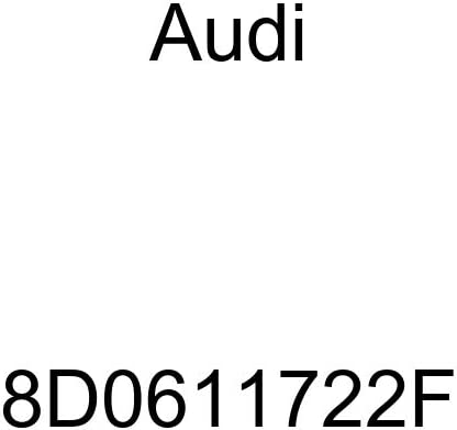 Brake Line Genuine Audi 8D0611722F