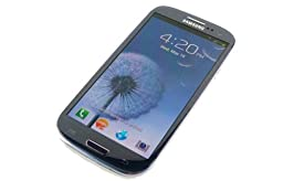 Samsung Galaxy S III T999 16GB T-Mobile GSM Android Smartphone- Pebbel Blue