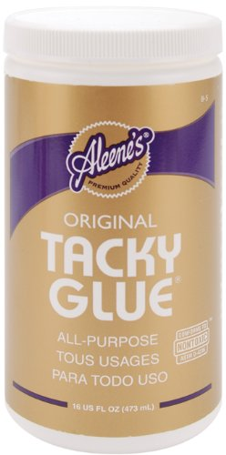 Aleene's Original Tacky Glue 16oz - Jar Glue
