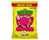Mega Monster Munch Grab Bag Roast Beef Flavour Baked Corn Snack (40g x 30)
