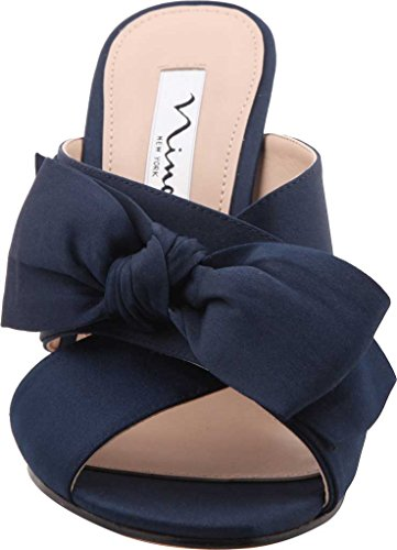 Sandal Dress Navy Women's Nina New Samina vtgqF7