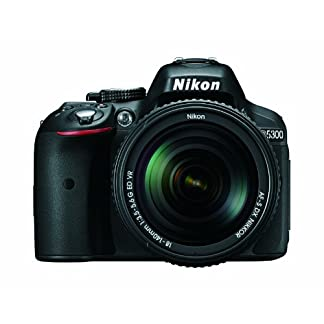 Nikon D5300 24.2 MP CMOS Digital SLR Camera with 18-140mm f/3.5-5.6G ED VR AF-S DX NIKKOR Zoom Lens (Black) 11