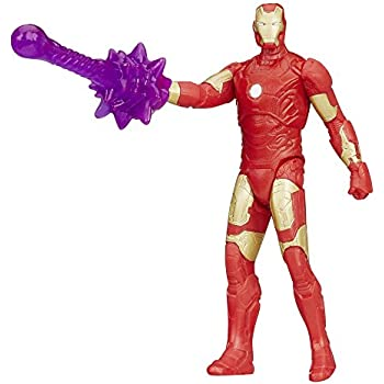 Marvel Avengers All Star Iron Man 3.75-Inch Figure