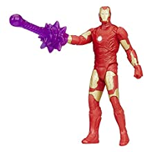 Marvel Avengers All Star Iron Man 3.75-Inch Figure