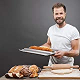 Bread Baking Kit, Nonstick Perforated 4 Loaves