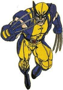 Wolverine - X-Men - Marvel Comics - Iron
