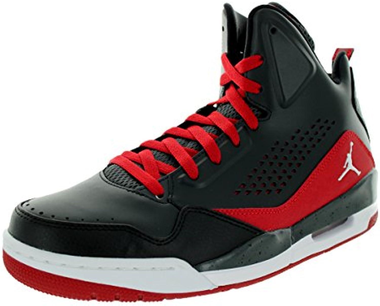 air jordan sc - 3 chaussures   - basket 629877 chaussures 3 chaussures haut de formateurs (royaume - uni 9.5 nous 10,5 ue 44,5, anthracite, blanc... 71b8fd