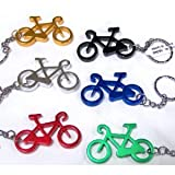 Bicycle Key Chain & Bottle Opener - Dozen