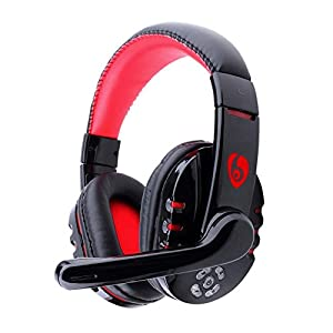 OVLENG V8-1 Over-ear Stereo Bluetooth 4.0 + EDR Headband Wireless Foldable Headset Built-in Microphone Headphone for PC, Laptop,Mobile Phone