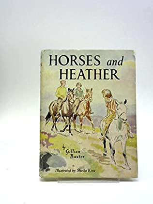 book cover of Horses and Heather