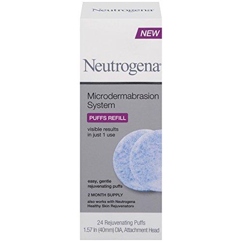 Neutrogena Microdermabrasion System Puff